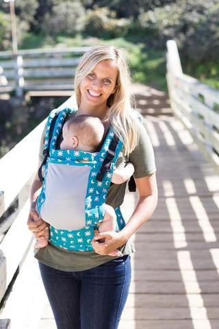 Tula Free-to-Grow Baby Carrier- Coast Aurora