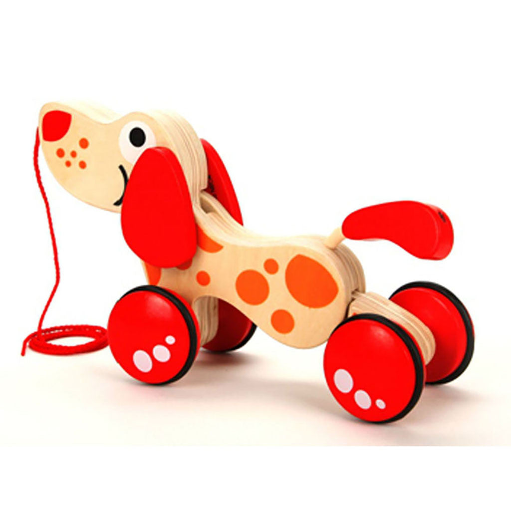 Hape Walk-A-Long Puppy