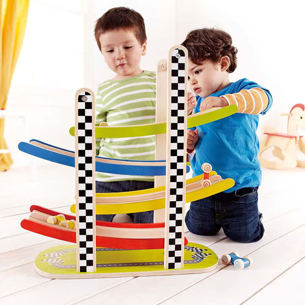 Hape Switchback Racetrack