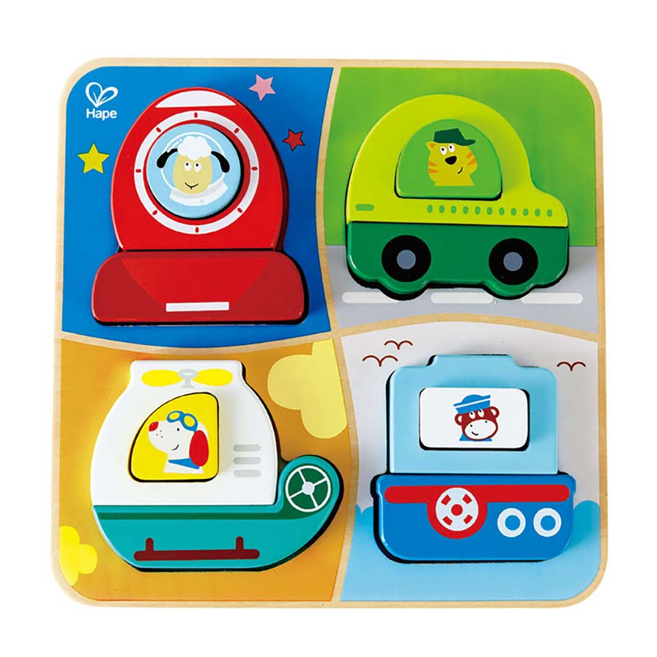 Hape All-Terrain Adventure