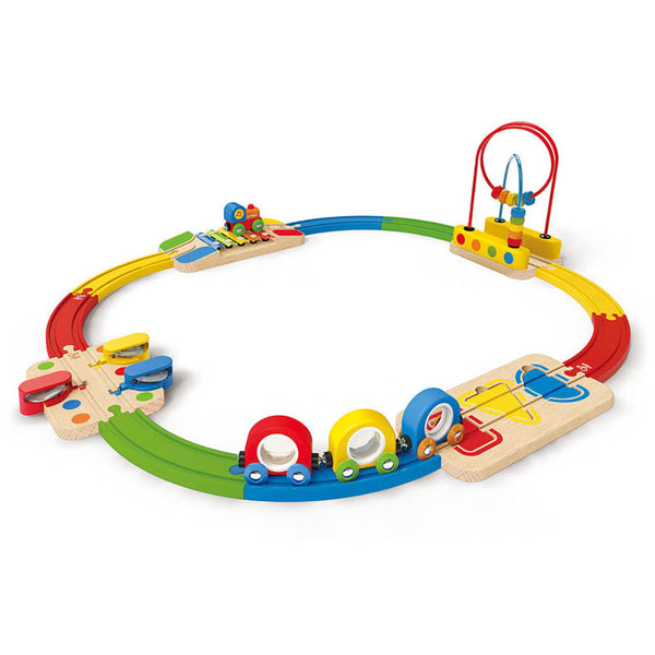 Hape Musical Rainbow Railway