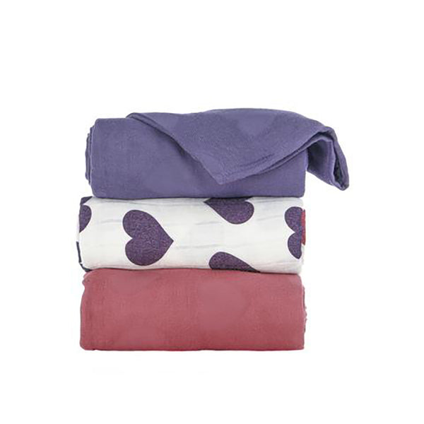 Tula Blanket Set- Love Violette