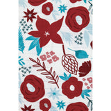 Tula Blanket Set- Poinsettia