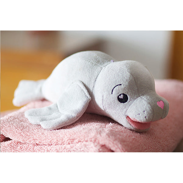 SoapSox- Charlotte the Seal