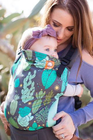 Tula Ergonomic Carrier- Cacti