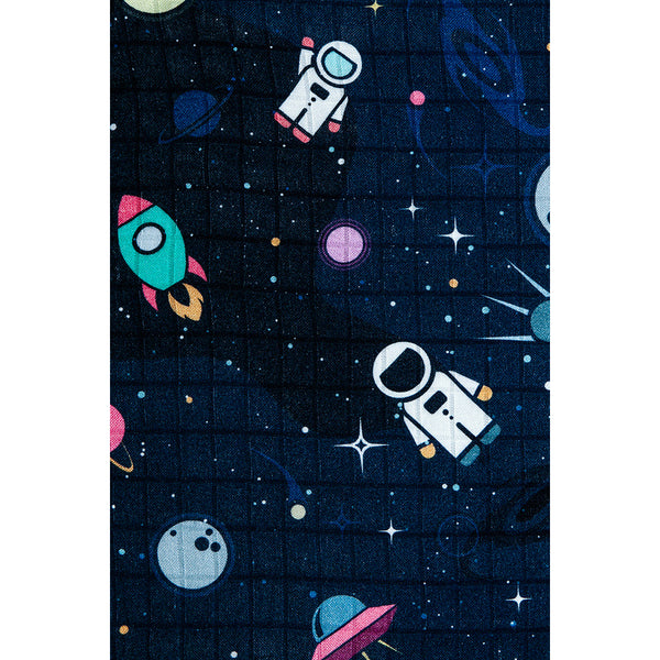 Tula Blanket SINGLE- Space Kiddet