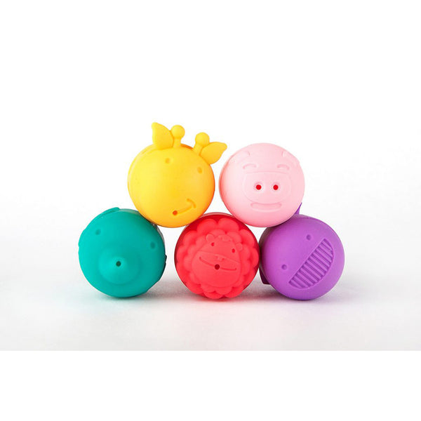 Marcus & Marcus Silicone Squirting Bath Toy- Animals