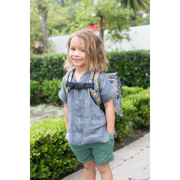 a105a76054f6 Tula Kids Backpack- Stamps
