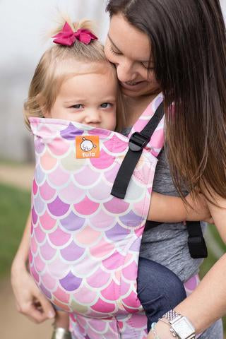 Tula Free-to-Grow Baby Carrier- Syrena Sea