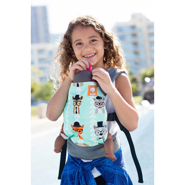 Tula Mini Toy Carriers- Multiple Prints