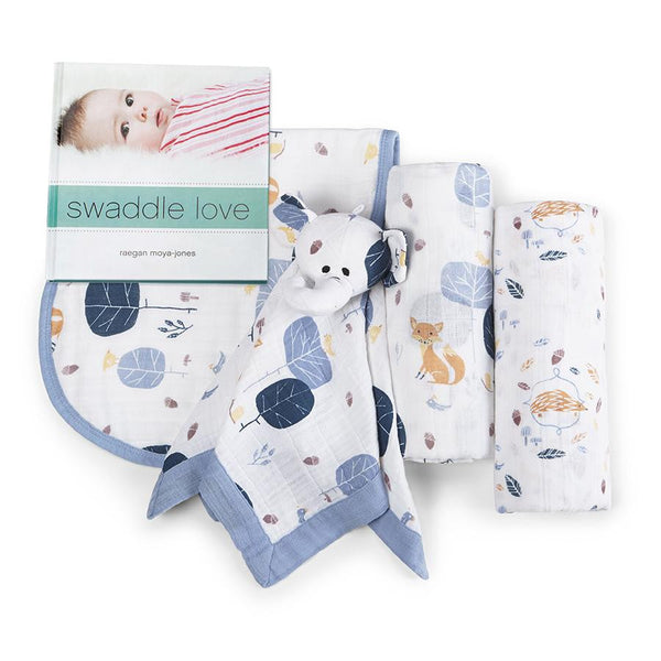 Aden + Anais Organic New Beginning Gift Sets