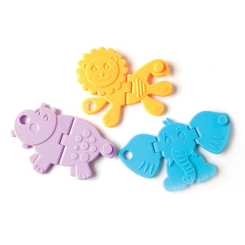 Fat Brain Toys Animal Crackers Baby Toy