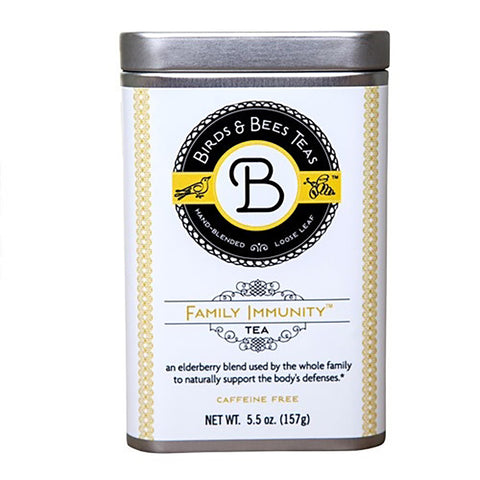 Birds & Bees Teas- Family Immunity Tea Tin