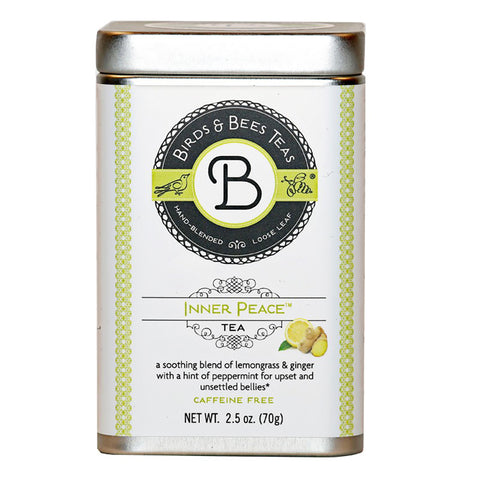 Birds & Bees Teas Tin- Inner Peace