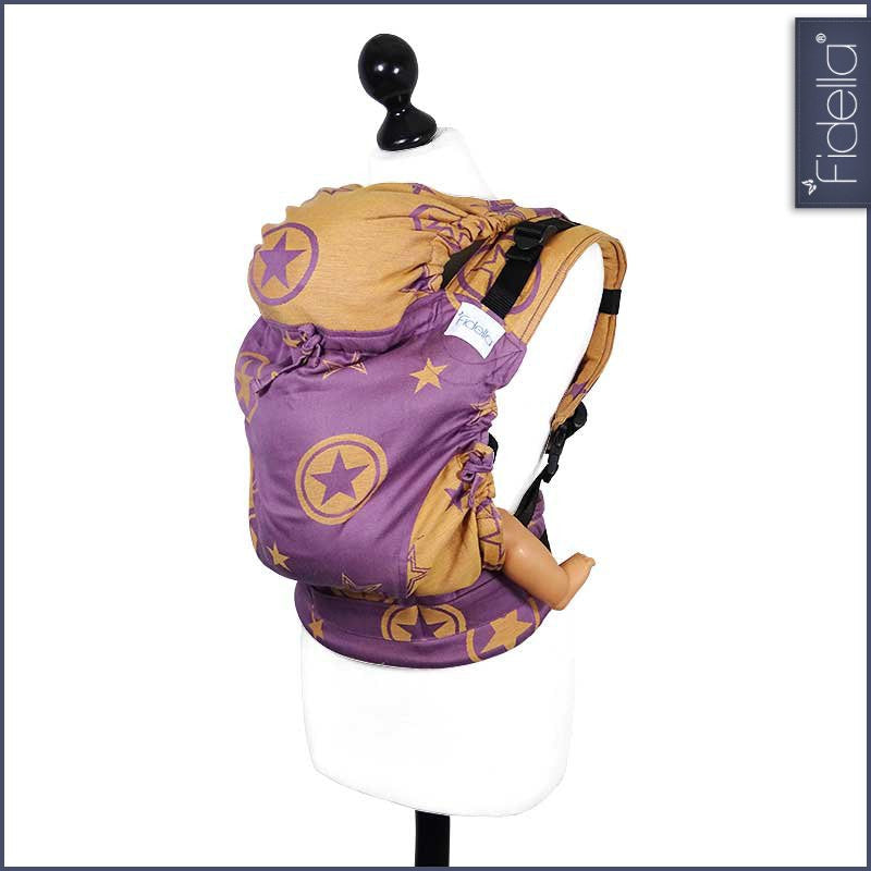 Buckle Carrier - Fidella Fusion Full Buckle Carrier- Outer Space Lilac