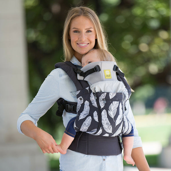 Buckle Carrier - Líllébaby COMPLETE™ All Seasons- Birds Of A Feather