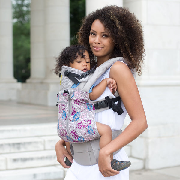 Buckle Carrier - Líllébaby COMPLETE™ All Seasons- Fall In Fern