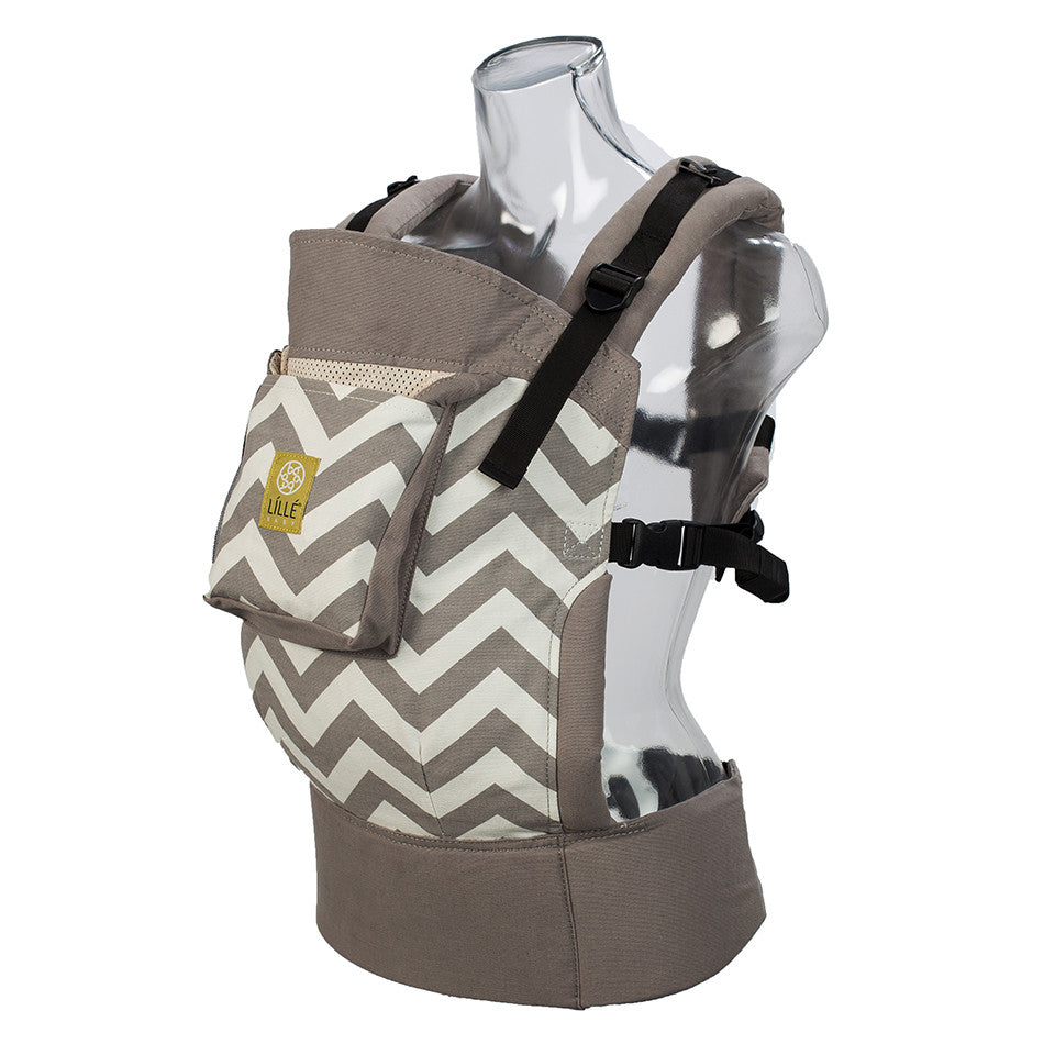 Buckle Carrier - Líllébaby Essentials- Chevron