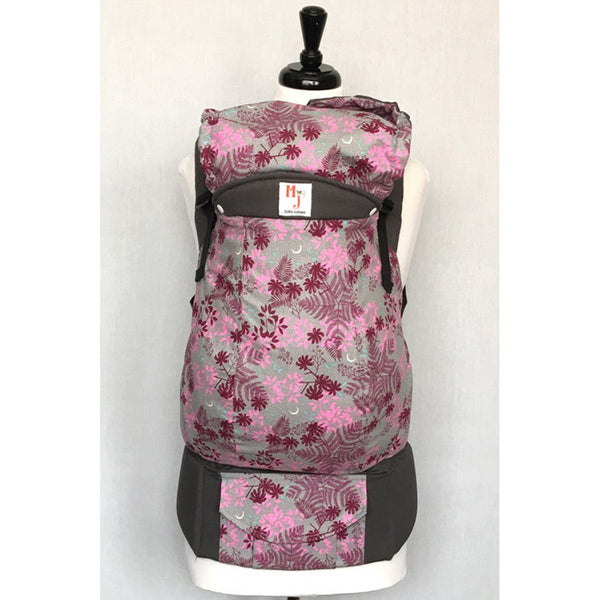 Buckle Carrier - MJ Baby Carriers- Crescent Bloom