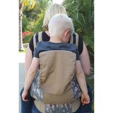 Buckle Carrier - MJ Baby Carriers- Tree Fleur On Fresh Mesh