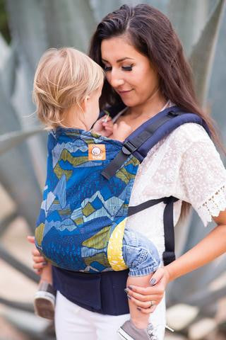 Buckle Carrier - Tula Ergonomic Carrier- Agave