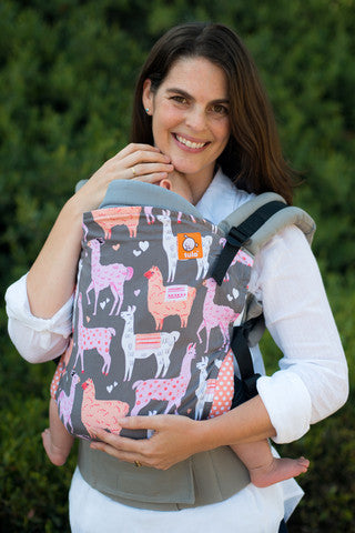 Buckle Carrier - Tula Ergonomic Carrier- Alpaca Love