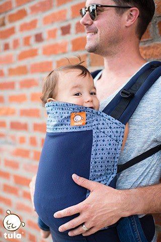 Buckle Carrier - Tula Ergonomic Carrier- Coast Jagger