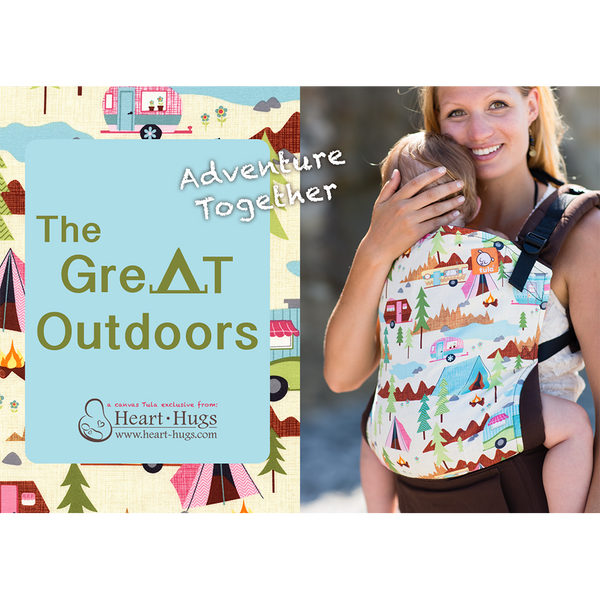 Tula Ergonomic Carrier- The Great Outdoors Exclusive