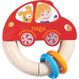 HABA Red Racer Clutching Toy