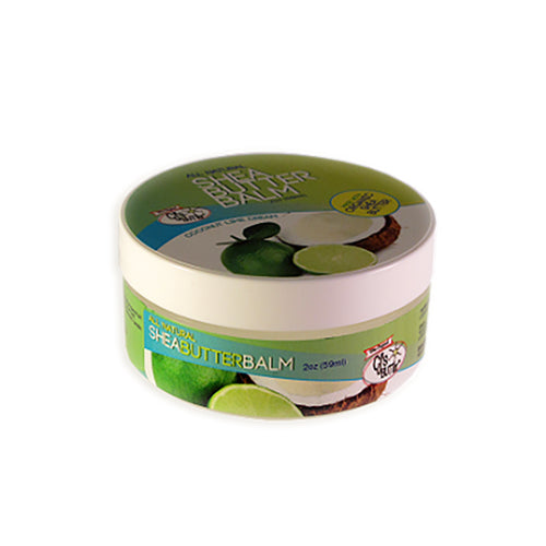 CJ's BUTTer® Shea Butter Balm 2 Oz. Jar