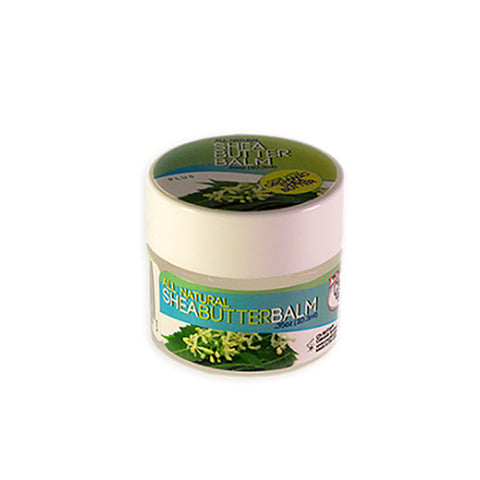 CJ's BUTTer® Shea Butter Balm .35 oz Mini: PLUS