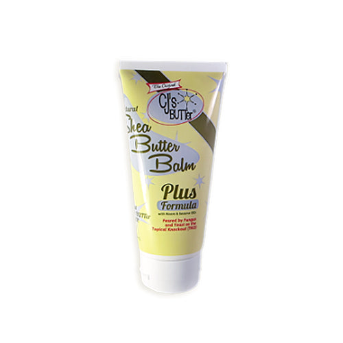 CJ's BUTTer® Shea Butter Balm 6 Oz. Tube: PLUS