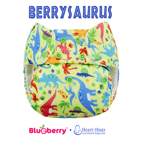 Blueberry Berrysaurus- Exclusive