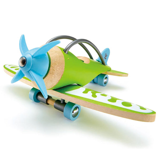 Hape Bamboo Vehicle- e-Plane