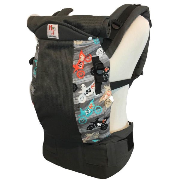 MJ Baby Carriers- Excite Bike on Fresh Mesh