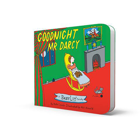 BabyLit Goodnight Mr. Darcy
