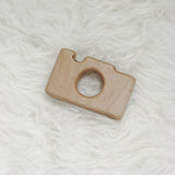 Clover and Birch Camera Teether