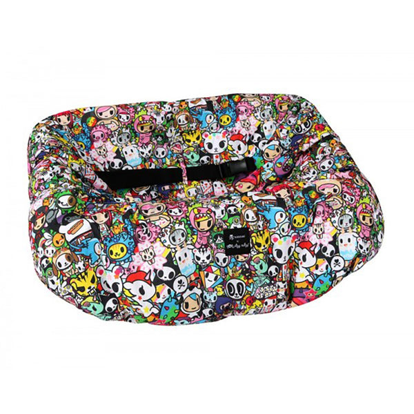 Itzy Ritzy x tokidoki Ritzy Sitzy Shopping Cart and High Chair Cover- tokidoki Allstars