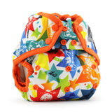 Rumparooz One Size Cloth Diaper Cover- Snap- Dragons Fly