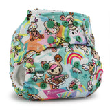 Rumparooz One Size Cloth Pocket Diaper- Snap- LIMITED EDITIONS