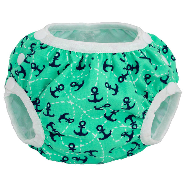 Smart Bottoms Side-Snapping Swim Diapers