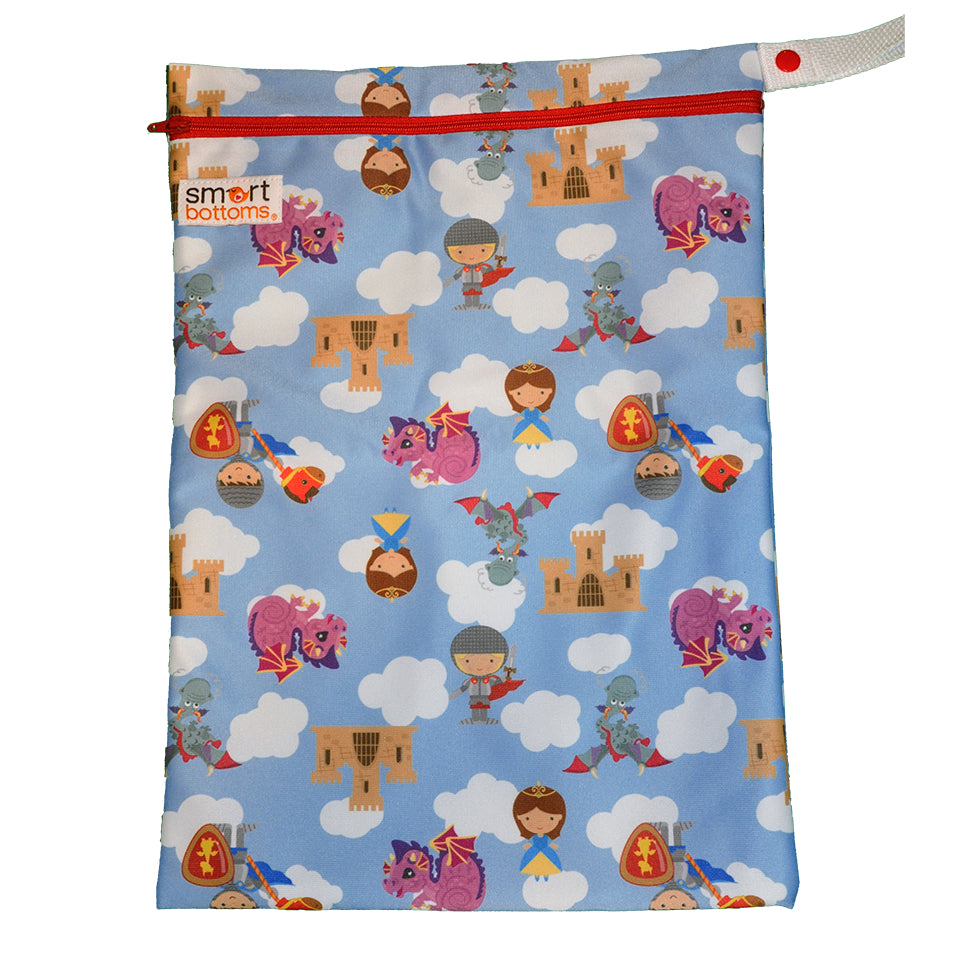 Smart Bottoms Wet Bag- Once Upon A Time- Exclusive