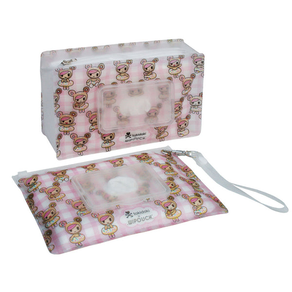 WIPOUCH x tokidoki DONUTELLA- ESSENTIAL SET