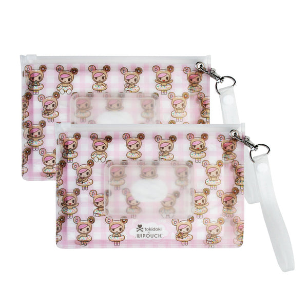 WIPOUCH x tokidoki DONUTELLA- WIPOUCH30 SET