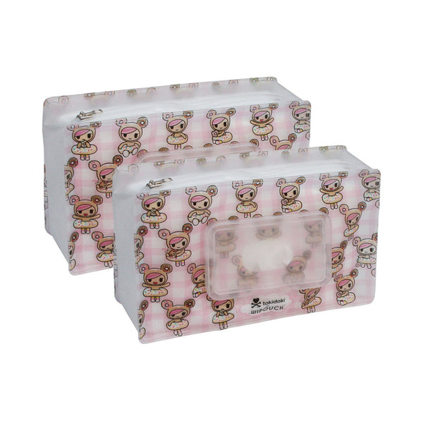 WIPOUCH x tokidoki DONUTELLA- WIPOUCH60 SET
