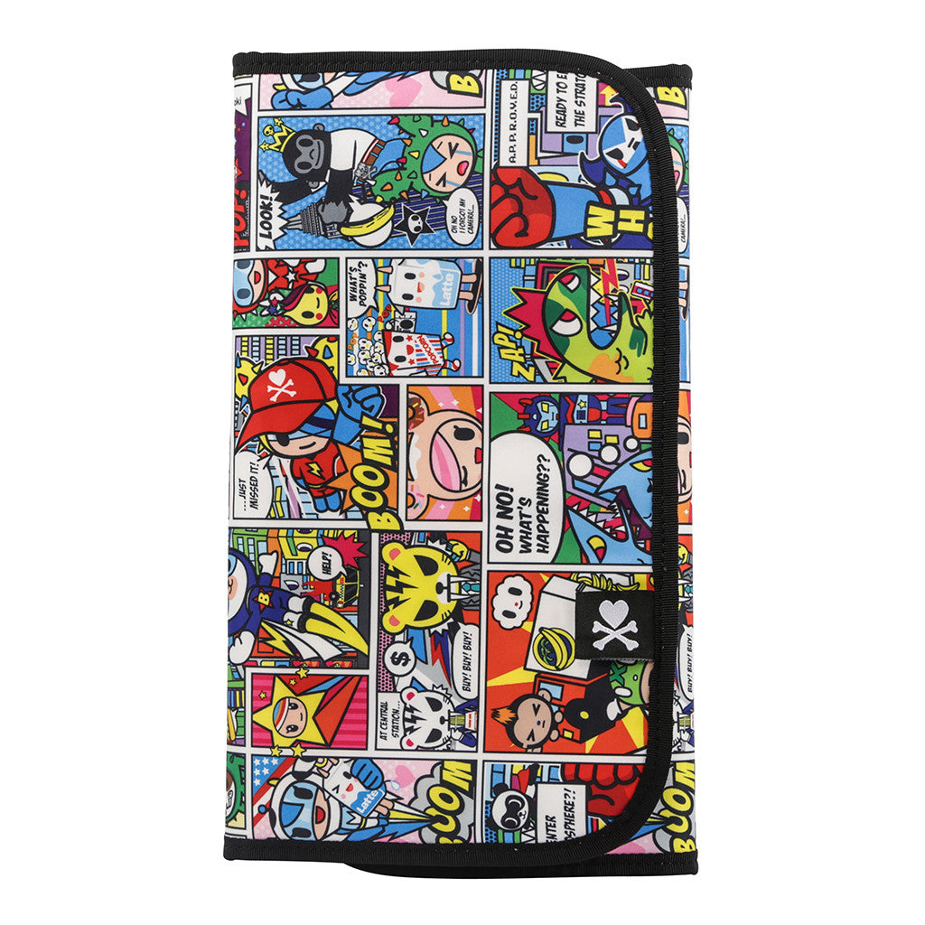 Ju-Ju-Be x tokidoki Changing Pad- Super Toki