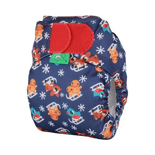 TotsBots Teeny Fit Newborn Diapers- Festive Fling- LIMITED EDITION