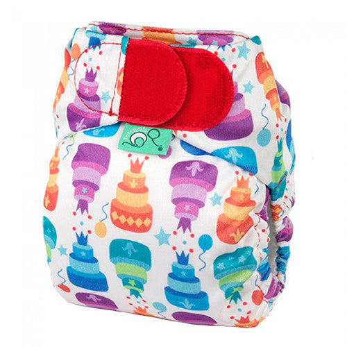 TotsBots Teeny Fit Newborn Diapers- Prints
