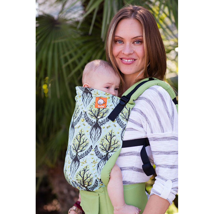 Tula Ergonomic Carrier- Tree Of Life Exclusive- CARRIER ONLY