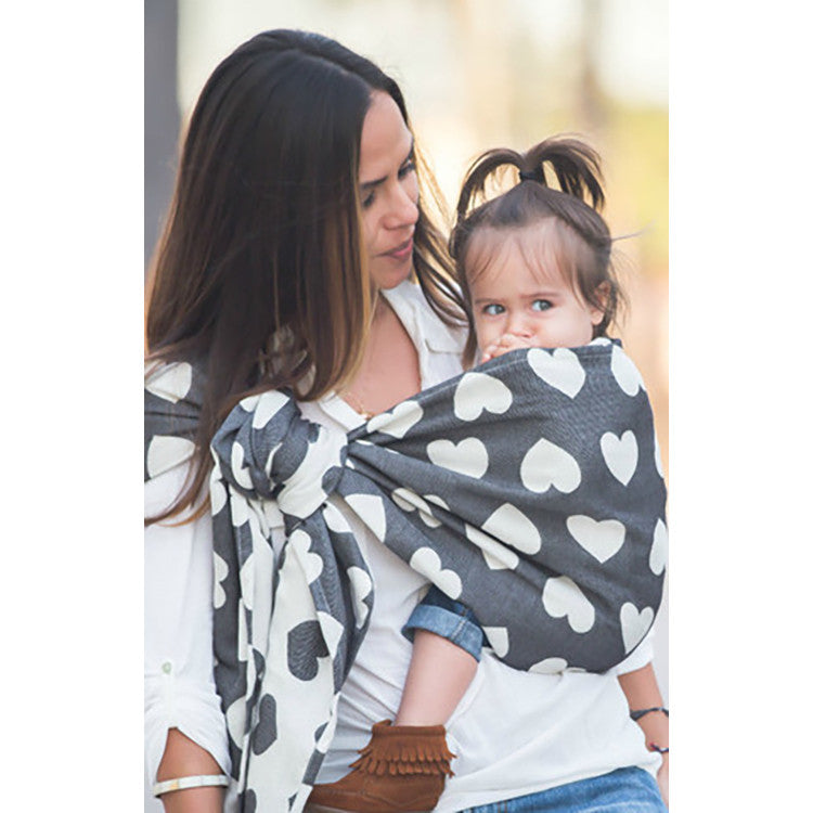 Tula Ring Sling- Love Noir